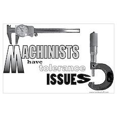 - machinist Poster