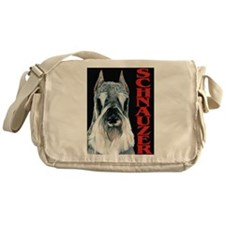 Urban Schnauzer Messenger Bag