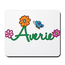 Averie Flowers Mousepad