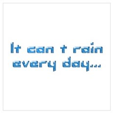 Rain... Poster