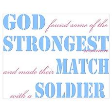 Strongest Women Poster