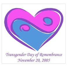 TG Day of Remembrance Canvas Art
