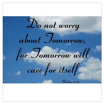 Do not worry Poster