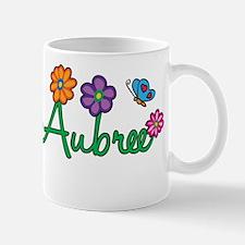 Aubree Flowers Mug