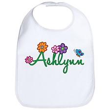 Ashlynn Flowers Bib