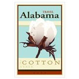 Alabama travel Wrapped Canvas Art