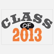 Class Of 2013 Orange