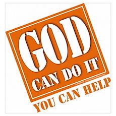 God Improvement Poster