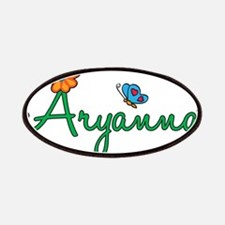 Aryanna Flowers Patches