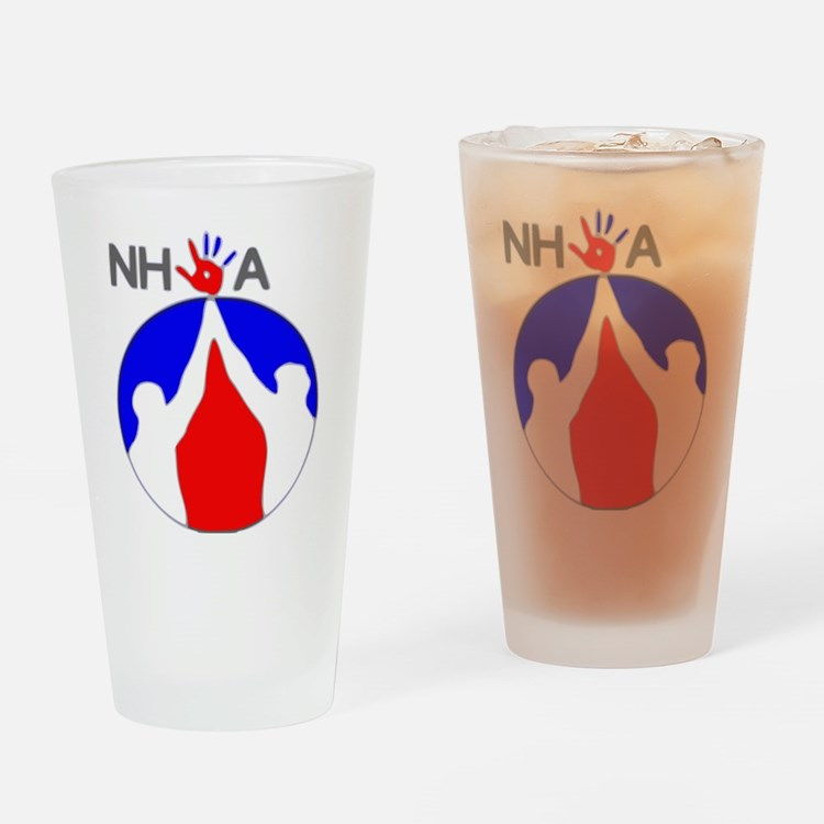 National High 5ive Association Drinking Glass