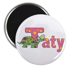"Name design for Taty / Tatyana 2.25"" Magnet (10 pa"