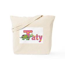 Name design for Taty / Tatyana Tote Bag