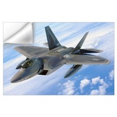 F22 Raptor Wall Decal