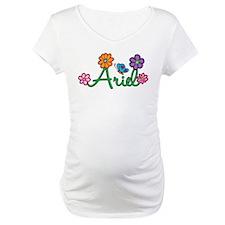 Ariel Flowers Shirt