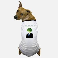 Broccoli Head Dog T