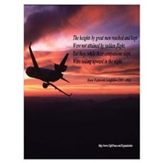 (Flight - Longfellow - A) Poster