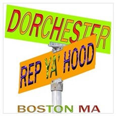 REP DORCHESTER Poster