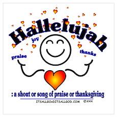 Hallelujah! Poster