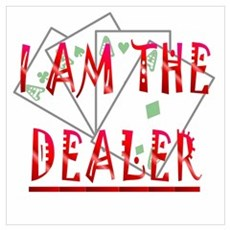 The Dealer Canvas Art