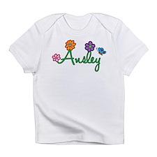 Ansley Flowers Infant T-Shirt