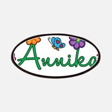 Annika Flowers Patches