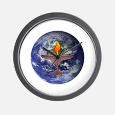 Unitarian Universalist Wall Clock