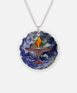 Unitarian Universalist Necklace