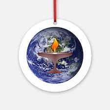 Unitarian Universalist Ornament (Round)