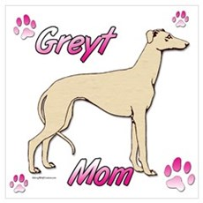 Greyt mom fawn Poster