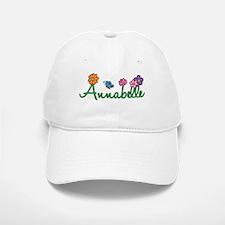 Annabelle Flowers Baseball Baseball Cap