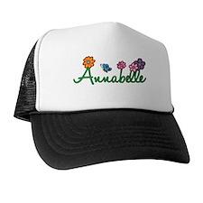 Annabelle Flowers Trucker Hat