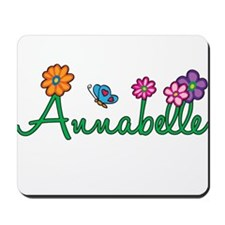 Annabelle Flowers Mousepad