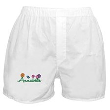 Annabelle Flowers Boxer Shorts