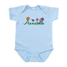 Annabelle Flowers Infant Bodysuit