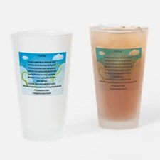 New Section Drinking Glass