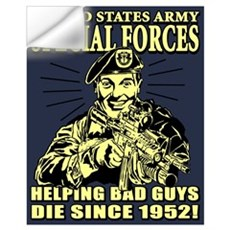 Special Forces - 1952 Wall Decal