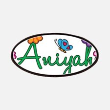 Aniyah Flowers Patches