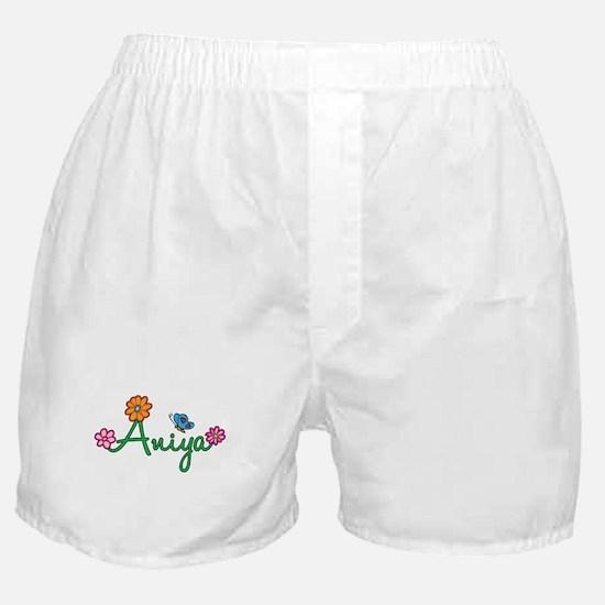 Aniya Flowers Boxer Shorts