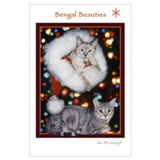 Bengal Beauties Holiday ~ Poster