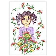 Flower Child ~ ~ Poster