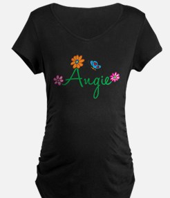 Angie Flowers T-Shirt