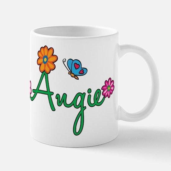 Angie Flowers Mug