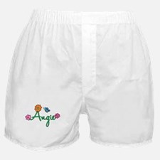 Angie Flowers Boxer Shorts
