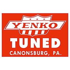 Yenko Tuned Poster