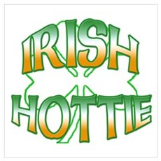 Irish Hottie Poster