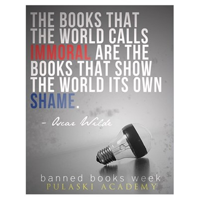 Banned Books Poster