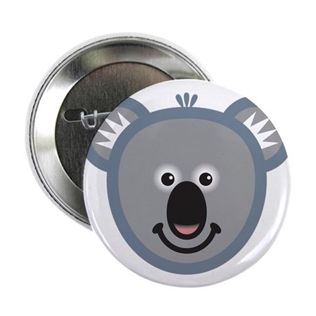 "Cute Koala 2.25"" Button (100 pack)"