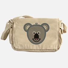 Cute Koala Messenger Bag