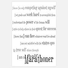 I'm a Half Marathoner