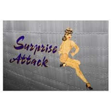 Surprise Attack Poster